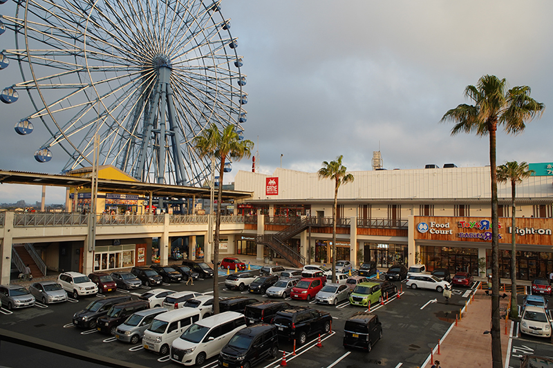 Outlet Shopping at Fukouka's Marinoa City