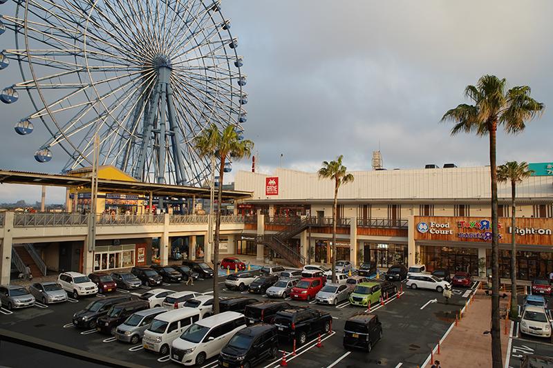 Outlet Shopping at Fukouka's Marinoa City